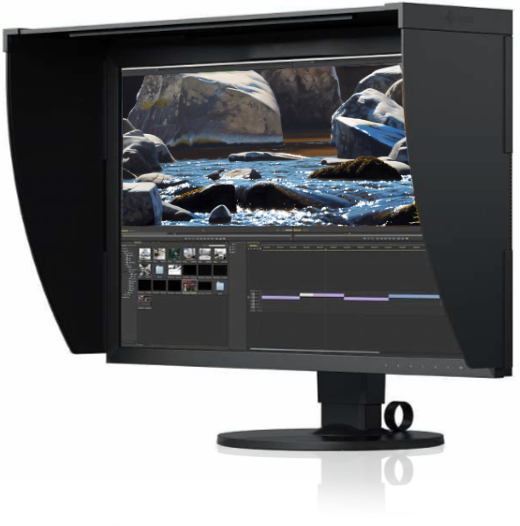 Eizo ColorEdge Monitor - Post Production
